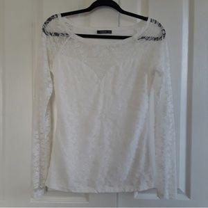 Patty Boutik Long Sleeve Lace Blouse